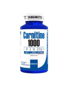 Carnitine 1000 yamamoto permet de bruler plus rapidement les graisses idéal pour perdre du poids