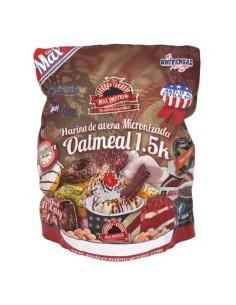 oatmeal max protein est une farine d'avoine pour réaliser de délicieux pancakes protéinés