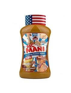 MC Mani est une délicieuse crème de cacahuètes musculation