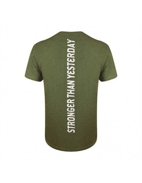 t-shirt gold's gym