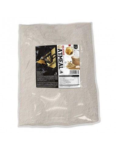 Farine d'avoine neutre io genix pour réaliser des pancakes protéinés maison ou bien mettre directement dans votre shaker