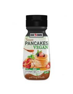 sauce pancakes vegan eric favre est une sauce diététique 0 calorie pour vos desserts