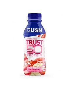 trust 25 usn est une boisson protéinée prête à l'emploi