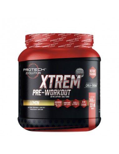 xtrem preworkout est un booster à prendre pendant vos entrainements our augmenter votre énergie