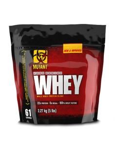 mutant whey est une protéine de lactosérum pour augmenter votre masse musculaire