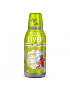 liquid liver permet de nettoyer efficacement votre foie