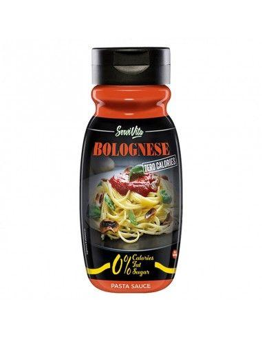 sauce diététique 0 calorie servivita