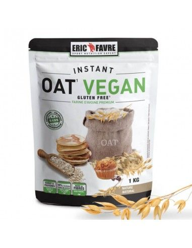 oat vegan eric favre