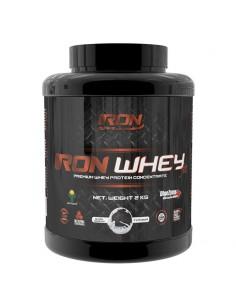 Iron Whey de Iron Supps est une protéine labellisée lactomin pour prendre du muscle sec