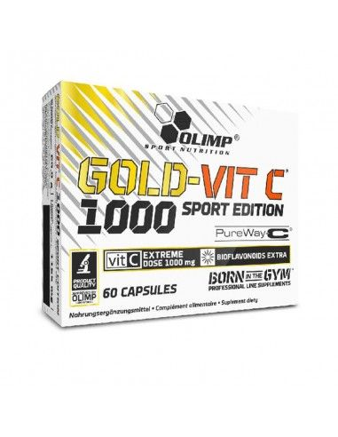 Vitamine C Olimp Nutrition Gold-Vit c 1000 sport edition