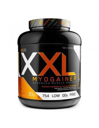XXL Myogainer est un hard gainer pour prendre du poids et obtenir un physique sec et massif