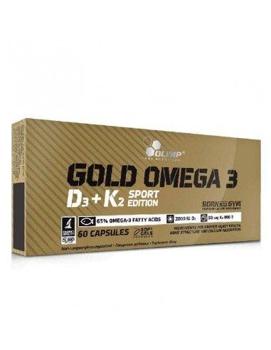 gold omega D3 + K2 olimp nutrition
