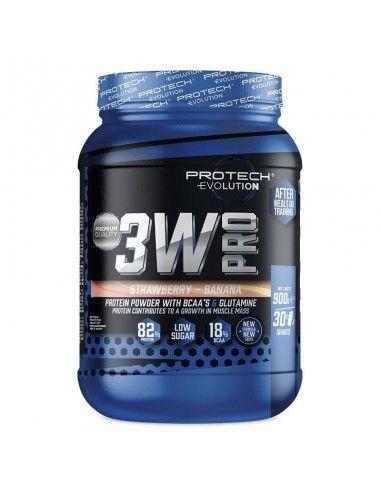 3w pro protech evolution