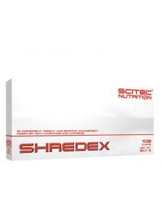 bruleur de graisse scitec nutrition shredex