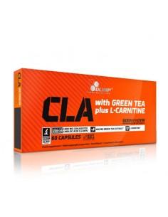 CLA + Thé Vert Plus L-Carnitine olimp nutrition