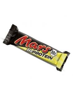 barre mars protéine est une barre au gout de mars avec de la protéine