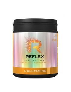 glutamine pure de reflex pour musculation acide aminé indispensable pour les sportifs