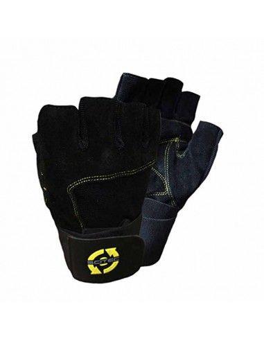gants scitec nutrition noir