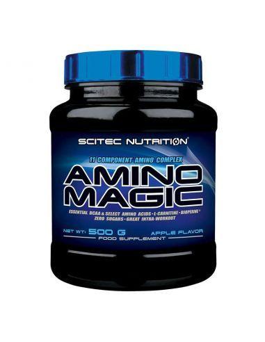Complexe d'acides aminés pour améliorer votre récupération.