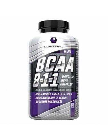 BCAA 8.1.1 corgenic
