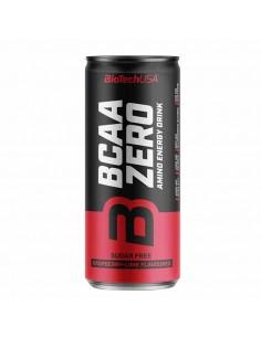boisson bcaa zero biotech usa framboise citron