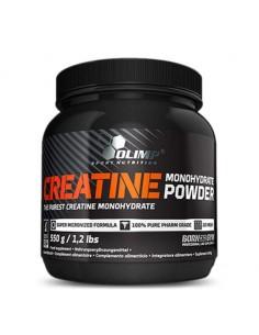 créatine monohydrate de la marque olimp nutrition pour augmenter la synthèse de l'atp