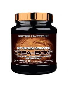 crea bomb scitec nutrition