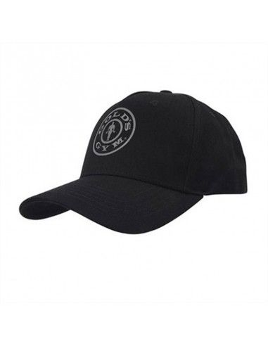 casquette gold's gym