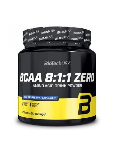 BCAA 8.1.1 Zero Biotech