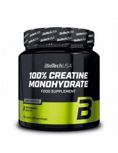 créatine monohydrate micronisée permettant d'augmenter vos performances en endurance et sur des efforts courts