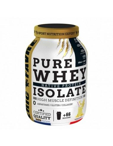 Pure whey isolate 100% ERIC FAVRE