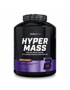 Hyper Mass 5000 permet de prendre du poids grace à un apport calorique important