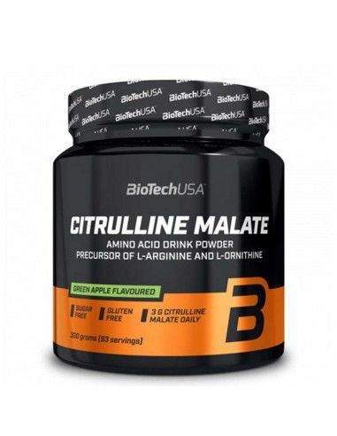 citrulline malate biotech usa pour améliorer la congestion en musculation et cet acide aminé aide la perte de poids