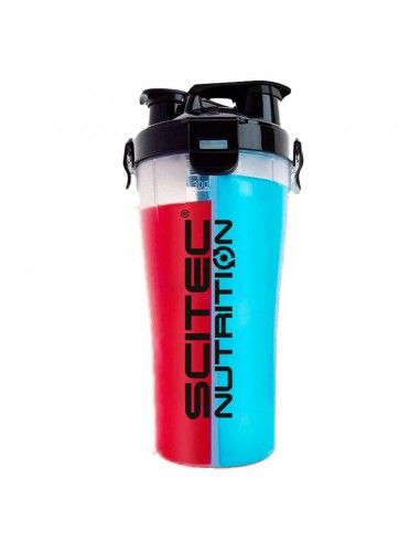 dual shaker scitec nutrition