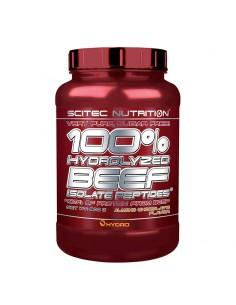 protéine de boeuf scitec nutrition
