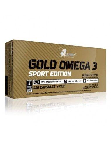 les oméga 3 gold standard olimp nutrition vous apporte des acides gras essentiels pour votre système cardiovasculaire et votre s