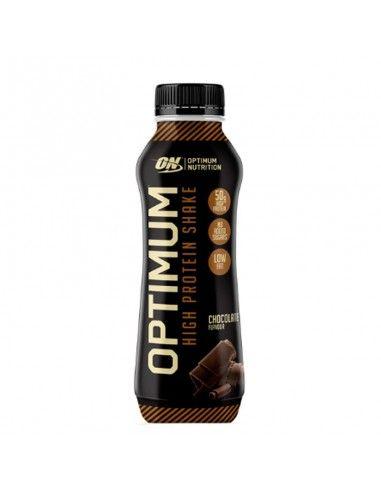 shake protein optimum nutrition