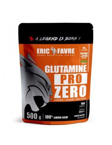 glutamine pro zero eric favre