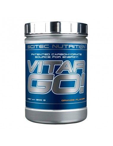 Vitargo musculation, le vitargo de scitec est parfait pour augmenter rapidement votre énergie et votre récupération