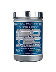 Isotec endurance vous apporte 3 sources de glucides pour augmenter votre endurance et remplir votre stock de glycogène