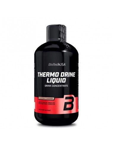 thermo drine liquid est une boisson pour perdre du poids rapidement avec un plan alimentaire
