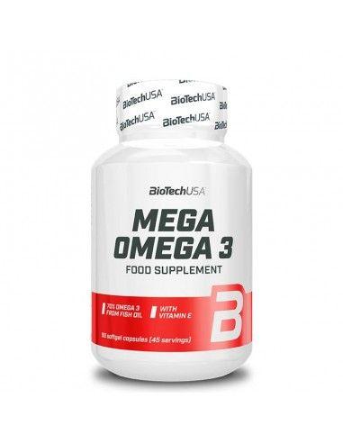 les oméga 3 biotech usa vous apporte des acides gras essentiels pour votre système cardiovasculaire et votre santé
