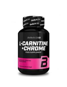 L carnitine + chrome est une formule pour perdre du poids et mincir facilement