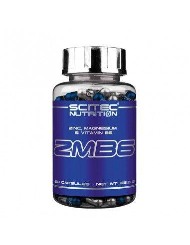 Zmb6 musculation scitec nutrition apporte du zinc et du magnésium pour augmenter vos performances