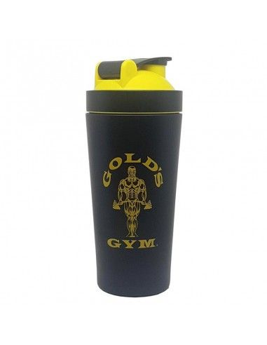 shaker metal gold's gym