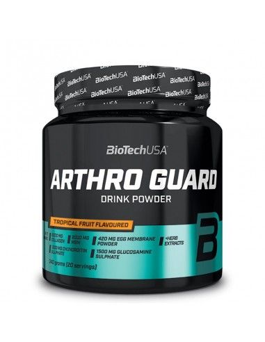 arthro guard drink powder biotech usa