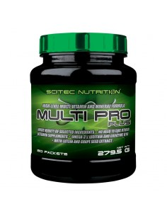 Multi Pro plus scitec nutrition