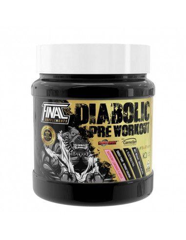 diabolic preworkout final supplements