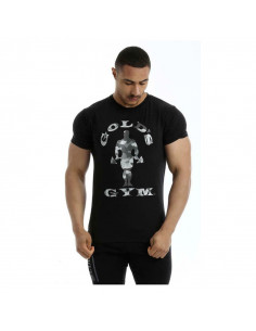 T-shirt Fit Stretch Gold's Gym