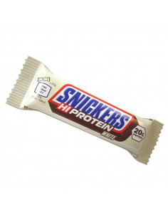 snickers chocolat blanc